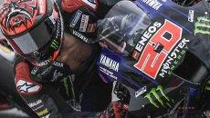 """MotoGP: Alpinestars: """"Quartararo's suit had no problem"""""""