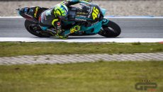 """MotoGP: Rossi: """"The wings haven't changed the riding style, tires and brakes have"""""""