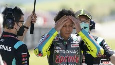 MotoGP: Valentino Rossi: the advancement of young riders in MotoGP is forcing him to retire