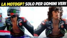 MotoGP: La MotoGP? Solo per uomini veri, come Quartararo e Rambo