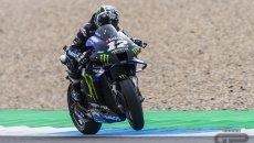 MotoGP: Dominio Yamaha in FP3 ad Assen: Vinales 1°, Quartararo 2°. Rossi in Q2