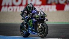 MotoGP: Vinales pole con record ad Assen: Quartararo 2°, Rossi 12°. Disastro Marquez, 20°