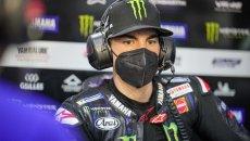 """MotoGP: La crisi di Vinales: """"ad Assen correrò copiando Quartararo"""""""