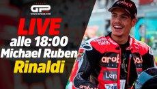 SBK: LIVE alle 18:00 - Michael Ruben Rinaldi: il grande riscatto di Misano