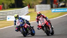 SBK: BSB Oulton Park: unstoppable O'Halloran scores 3 out of 3, Iddon edged out