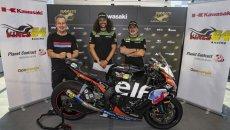 SBK: Mantovani con la Kawasaki 2019 di Razgatlioglu ad Assen e Jerez