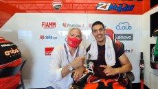 """SBK: Tardozzi: """"Otto moto in MotoGP non rallenteranno Ducati in Superbike"""""""