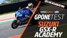 Moto - Test: La mia prima volta al Mugello (la seconda in pista) con la Suzuki GSX-R1000R