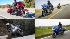 Moto - News: Vacanze in moto: 5 modelli fatti per viaggiare