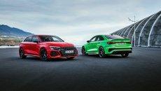 Auto - News: Audi RS 3 2022: con il drift mode, divertimento assicurato