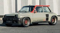 Auto - News: Renault R5 Maxi Turbo, ritorno in chiave moderna con oltre 400 CV