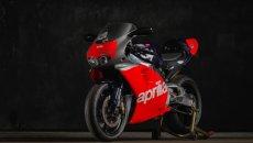 Moto - News: Aprilia RS 250 Reggiani Replica: in USA vale 15.000 dollari