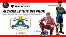 Moto - News: Petrucci e Dalla Porta: all'asta per beneficienza le tute dei due piloti