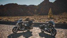 Moto - News: BMW R 18 B e Transcontinental: il big boxer diventà touring