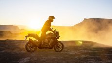 Moto - News: Harley-Davidson Pan America 1250: in fumo davanti a 5.000 persone