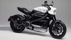 Moto - News: LiveWire ONE, senza logo Harley-Davidson costa 10.000 dollari in meno