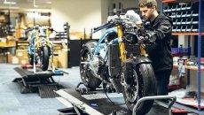 Moto - News: Norton getta la spugna con la V4SS, difetti non rimediabili