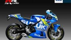 Moto - News: Suzuki SV 650 RR: pazza idea per sfidare Aprilia RS 660 e Yamaha R7