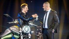 Moto - News: Vmoto Soco a Misano per il ProDay con Jorge Lorenzo
