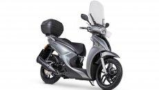 Moto - Scooter: Kymco People S 2022, ruota alta all'insegna del rinnovamento
