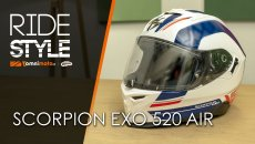Moto - Test: Scorpion Exo 520 Air | RideStyle