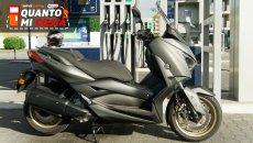 Moto - Test: QUANTO MI COSTA – Yamaha XMAX 300 Tech Max 2021