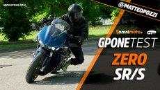 Moto - Test: Prova video Zero SR/S, turismo elettrico con adrenalina