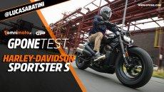 Moto - Test: Prova Harley-Davidson Sportster S: Easyrider? No, grazie