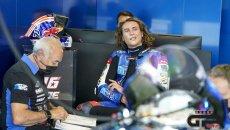 """Moto2: Joe Roberts: """"Giovanni Sandi, il mio capotecnico, è una leggenda"""""""