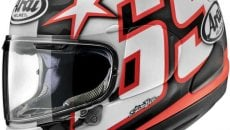 MotoGP: Arai e la famiglia Hayden ricordano il #69 con il 'Nicky Reset Corsair-X'