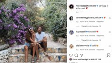 MotoGP: Valentino Rossi: 'wild and tanned' on vacation with Francesca