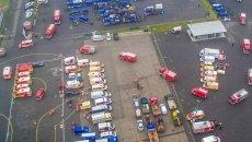News: Il Nurburgring si trasforma in centro per l'emergenza contro l'alluvione
