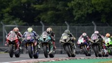 SBK: British Superbike arrives in Scotland for the second round of 2021