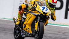 SBK: Supersport, Aegerter sbanca ad Assen. Sul podio Oettl e Krummenacher