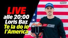 SBK: LIVE alle 20:00 - Loris Baz e la Ducati: te la do io l'America!