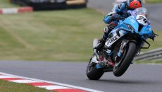 SBK: Brad Jones still in a pharmacological coma: operated on the pelvis