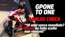 """SBK: Checa: """"10 anni senza Mondiale? Ducati ha fatto scelte non vincenti"""""""