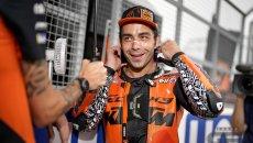 SBK: Petrucci: in attesa di KTM per lui due offerte dalla Superbike
