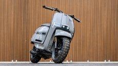 Moto - Scooter: K-Speed Lambretta V200: lo scooter pronto a tutto