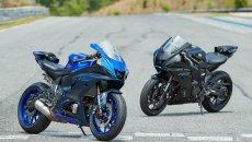 Moto - News: Yamaha R2 e R9, le prossime sportive di Iwata