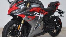 Moto - News: CFMoto SR250, dalla Cina spunta una versione R