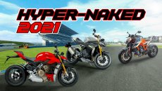 Moto - News: Le 5 hyper-naked più potenti del 2021