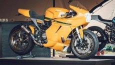 Moto - News: Ducati Monster 1200: DeBolex le trasforma in sportive vintage