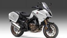 Moto - News: Honda NT1100 2022: tutto pronto per la tourer col motore Africa Twin