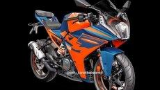 Moto - News: India: nonostante le restrizioni le KTM 390 avranno gomme Metzeler