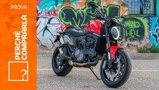 Moto - Test: Ducati Monster 2021 | Perché Comprarla… E perché no