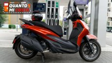 Moto - Test: QUANTO MI COSTA – Piaggio Beverly S 400 2021