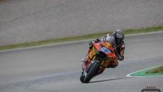 Moto2: Austria: Gardner torna in testa nelle FP2, 5° Dalla Porta