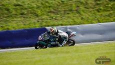 Moto3: GP d'Austria: Binder il migliore in FP1, precede Fenati e Acosta