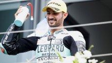 """Moto3: Foggia: """"Leopard ha lasciato papà fuori dal paddock, non voglio restare"""""""